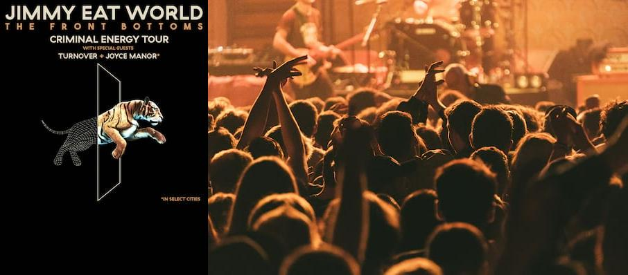 Jimmy Eat World at London Music Hall