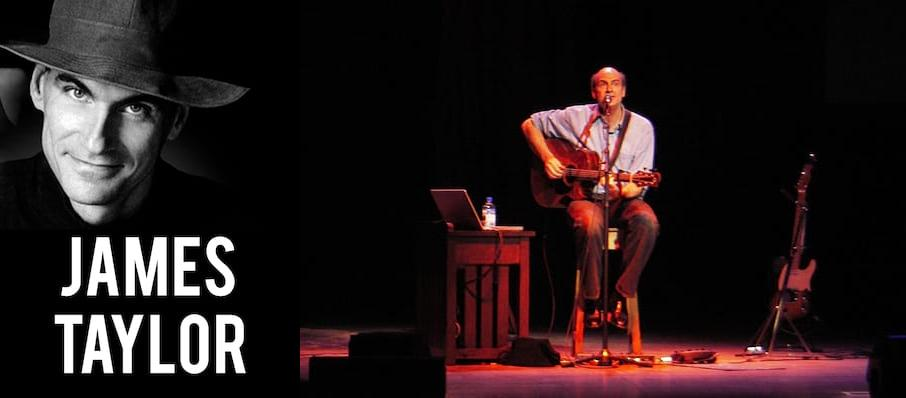 James Taylor at Budweiser Gardens