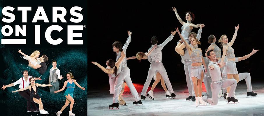 Stars On Ice at Budweiser Gardens
