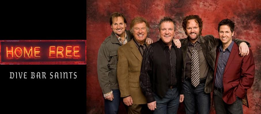 Home Free Vocal Band at London Music Hall