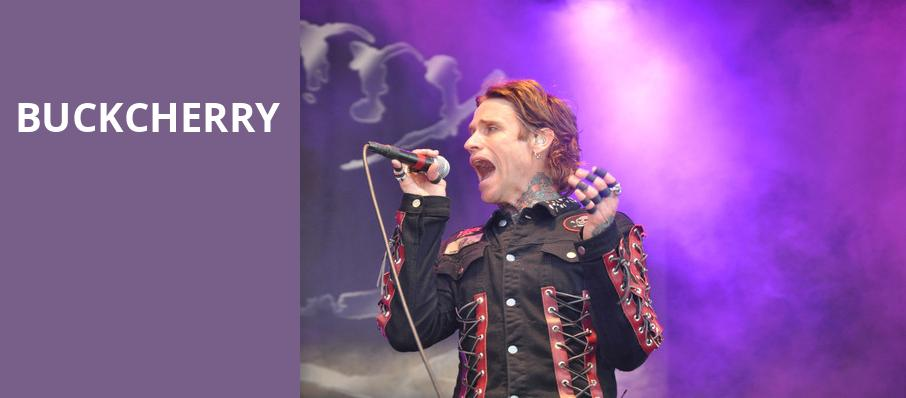 Buckcherry, London Music Hall, London