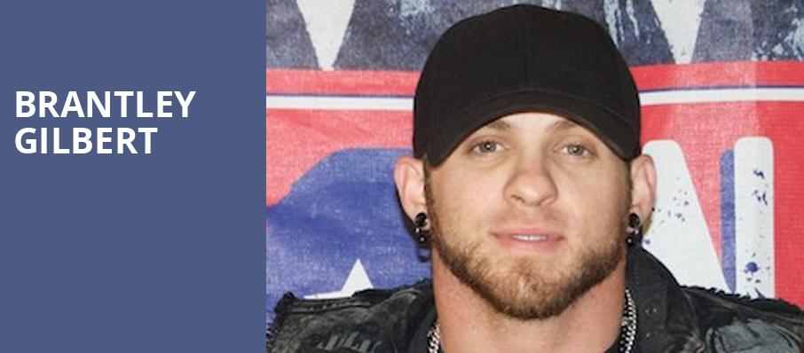 Brantley Gilbert, Budweiser Gardens, London